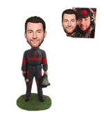 Fireman Custom Bobble Heads