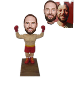 Bobblehead Personalized From Photo Custom Bobblehead Boxing
