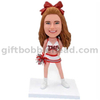 Custom Gift Bobblehead Cheerleaders Bobbleheads Factory