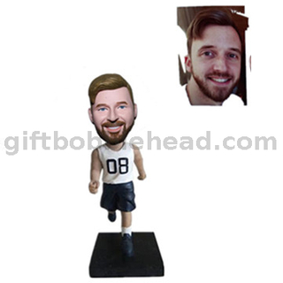Personalized Custom Runner Bobblehead Factory
