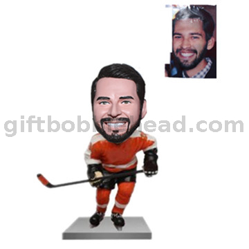 Bobblehead Factory Custom Hockey Bobbleheads